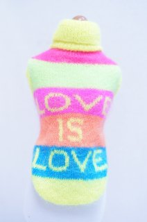 LOVE IS PULL WOOL【for pets only】