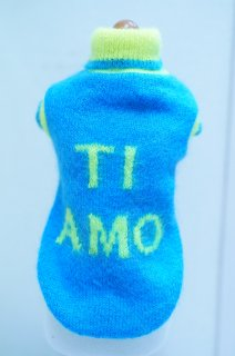 TIAMO PULL WOOL【for pets only】