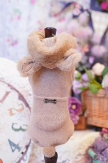 BUNNY PULL CAMELWOOL【for pets only】