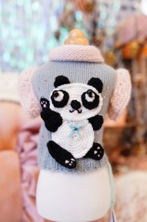 17-pullover cashmere panda boy【IT-DOGS】