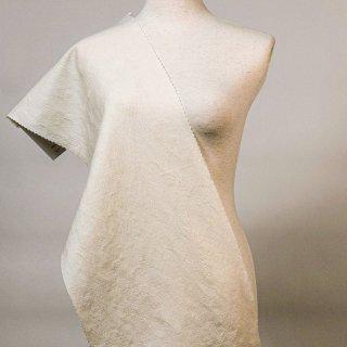 【1m以上 50cm単位販売】綿ウール丸柄ジャカード 145cm幅