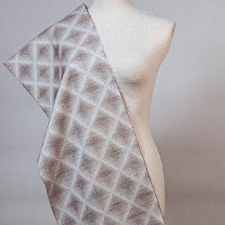 【1m以上 50cm単位販売】コモレビ企画ダイアモンド柄ジャカード 145cm幅