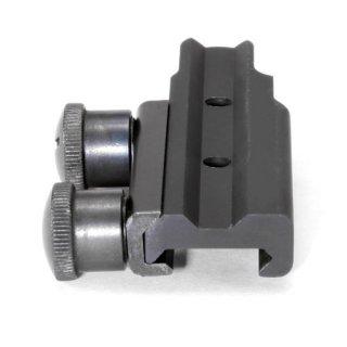 Trijicon トリジコン ACOG Extended Eye Relief Picattiny Rail Adapter w/Colt Knobs