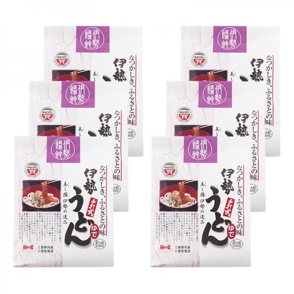 手打式 伊勢うどん 紙 化粧箱 12食