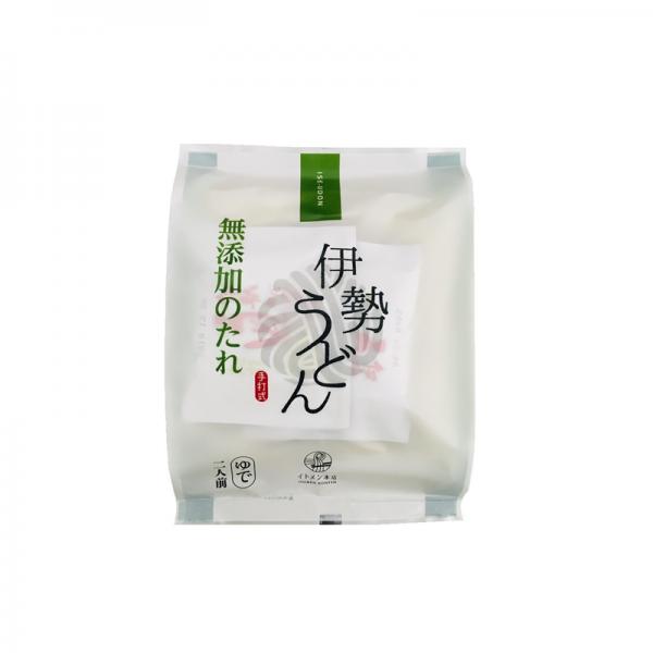 手打式 伊勢うどん 2食(化学調味料・着色料無添加たれ付)