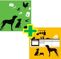 3日間限定★半額★キャンペーン/犬の管理栄養士&犬の管理栄養士アドバンス同時申込