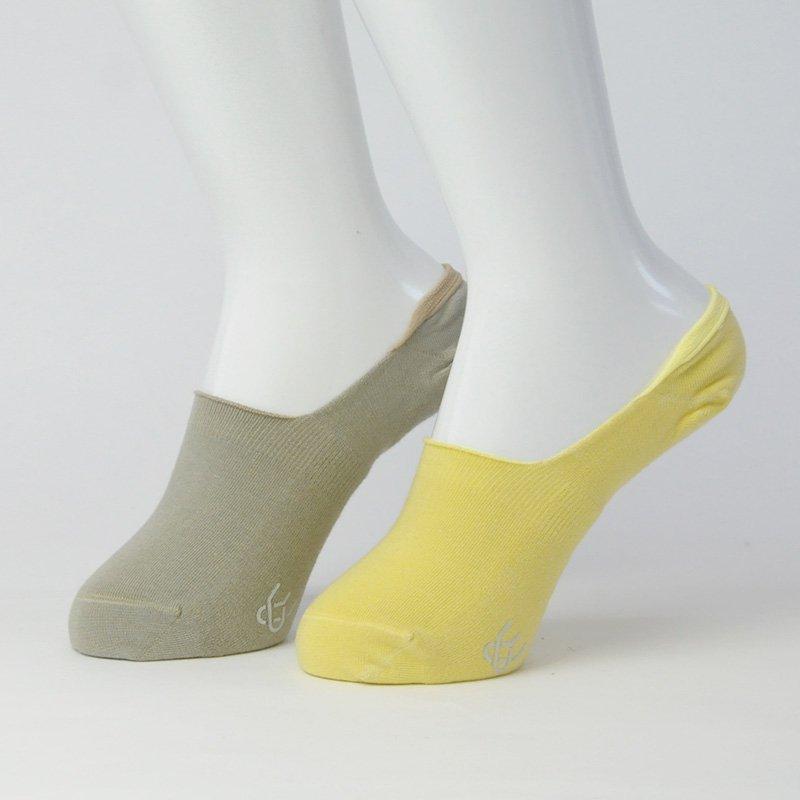 成型とクッションが足に優しい 夏定番のカバーソックス KT7103