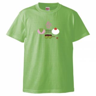 あんこTシャツ(春あんこ)