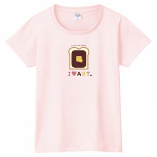 あんこTシャツ(あんバタートースト)レディス
