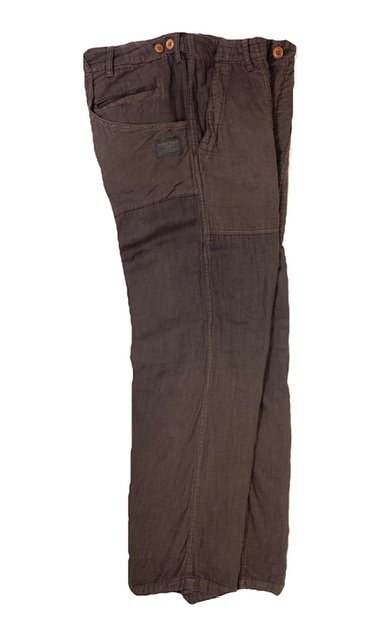 Mud Dyed Fatigue Pants