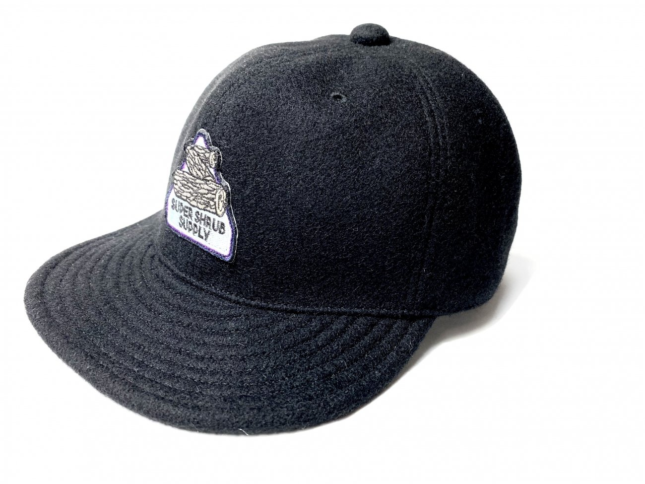 Wood SS Logo Wool Cap