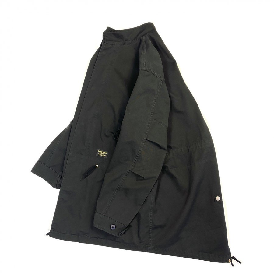 SS Field Coat Black