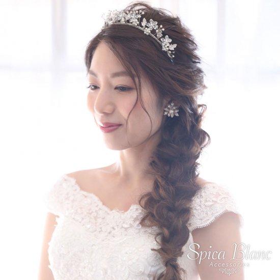Spring Tiaraヘッドドレス 【Elizabeth Bower】