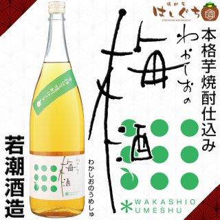 <img class='new_mark_img1' src='https://img.shop-pro.jp/img/new/icons12.gif' style='border:none;display:inline;margin:0px;padding:0px;width:auto;' />わかしおの梅酒 12度 1800ml 若潮酒造 リキュール