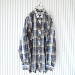 DaDi Antique check shirt
