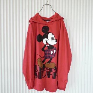 Disney MICKEY スウェットフーディ