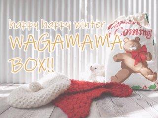 """2020 選べるわがまま福袋 /HappyWinter""""WAGAMAMA""""box"""