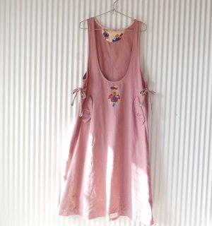 PINK HOUSE セーラーくまちゃん ジャンパースカート