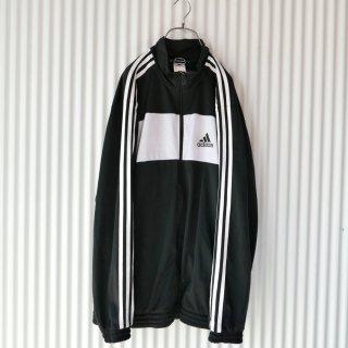 adidas 3ライントラックジャケット