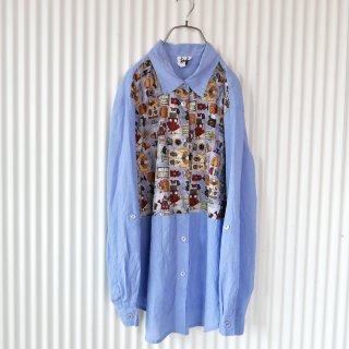 アメリカンカントリーガールのシャツ