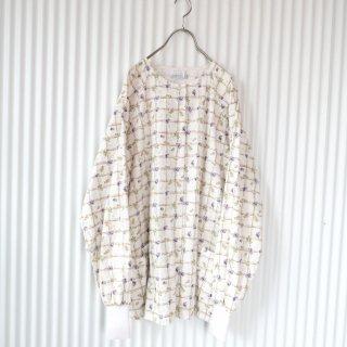 リトルフラワーホスピタルシャツ