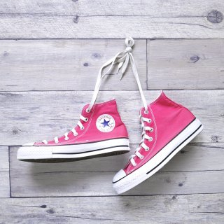 CONVERSE ALL STAR ハイカット/pink