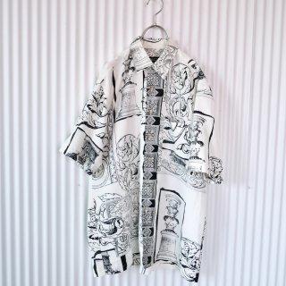 Palace pattern シャツ