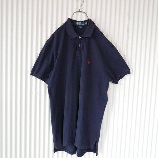 Polo Ralph Lauren 半袖ポロ/navy