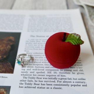 林檎のジュエリーケース