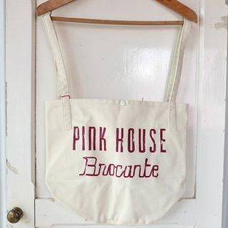 PINK HOUSE Brocante キャンバスバケツトートバッグ