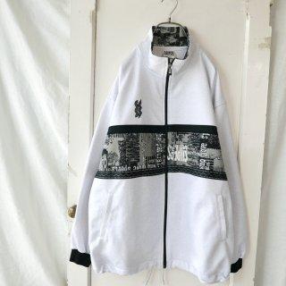 MIZUNO SUPER STAR モノトーンパターントラックジャケット