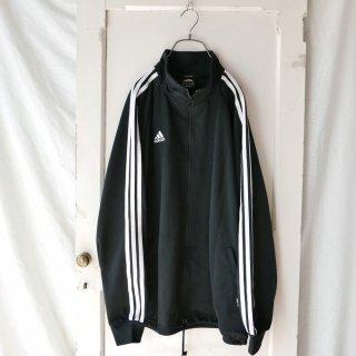 adidas 3ライントラックジャケット/Black