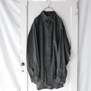 POLO Ralph Lauren ポロ刺繍 ヘリンボーンシャツ