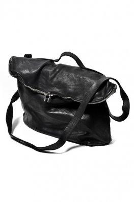GUIDI M10 2Way Shoulder Bag Soft Horse Full Grain / Black