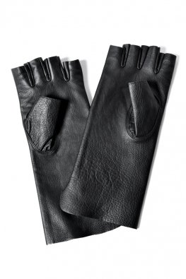 <img class='new_mark_img1' src='https://img.shop-pro.jp/img/new/icons23.gif' style='border:none;display:inline;margin:0px;padding:0px;width:auto;' />ARMY OF ME Skinny Leather Gloves / Black