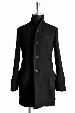 individual sentiments  Fulling Wool Jaket /Black