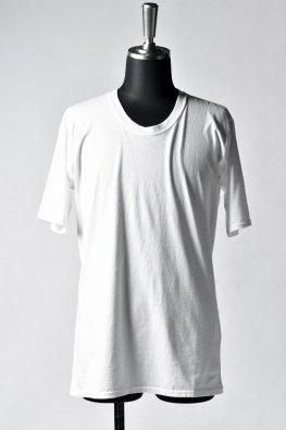 <img class='new_mark_img1' src='https://img.shop-pro.jp/img/new/icons8.gif' style='border:none;display:inline;margin:0px;padding:0px;width:auto;' />nude:masahiko maruyama 30/- Jersey Basic T-Shirt