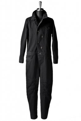individual sentiments Jumpsuits C/Li HerrinBone Denim