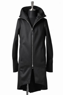 incarnation Exclusive Pu WideNeck Spiral Arm Long Coat