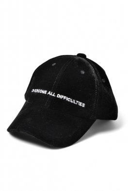 NIL DUE / NIL UN TOKYO VELOUR CAP