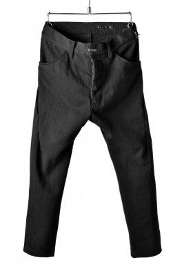 The Viridi-anne HEAVY INLAY JERSEY CROPPED PANTS