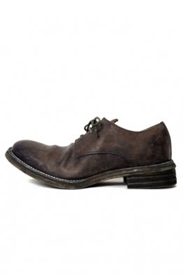 incarnation Horse Butt DERBY Shoes