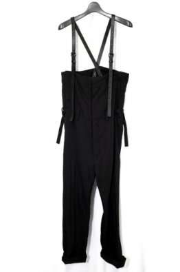 nude:masahiko maruyama HIGH WAIST PANTS
