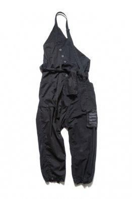 The Viridi-anne One Shoulder Overalls