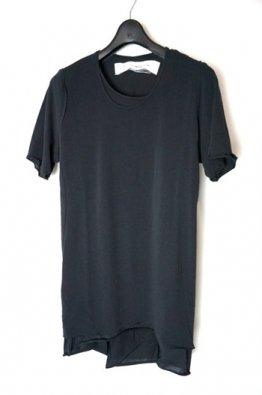 individual sentiments Crepe WeaveJersey Layerd T-Shirt