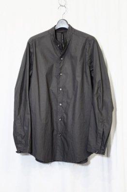 nude:masahiko maruyama Cotton Typewriter Cloth Shirt