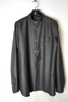 individual sentiments  Wool Twill Shirt