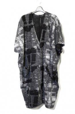 nude:masahiko maruyama Pile jacquard Big Pullover