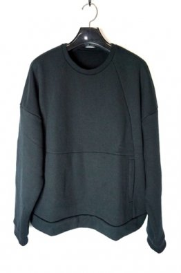 IS by individual sentiments Cotton Sweat Pullover Short