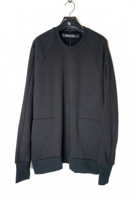 A.F ARTEFACT Bomber Heat Over sized Top